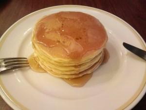 ロイホのパンケーキ(゚Д゚ )ウマー