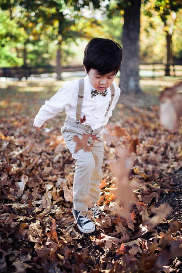 kicks & leaves