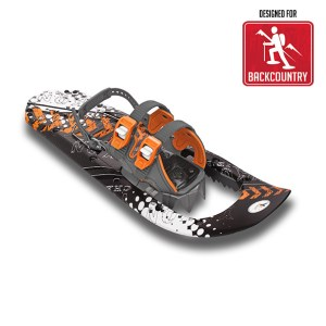 Trek Molded Snowshoes for Backcountry
