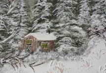 WinterSerenity_KenBurke_CanadianArtist