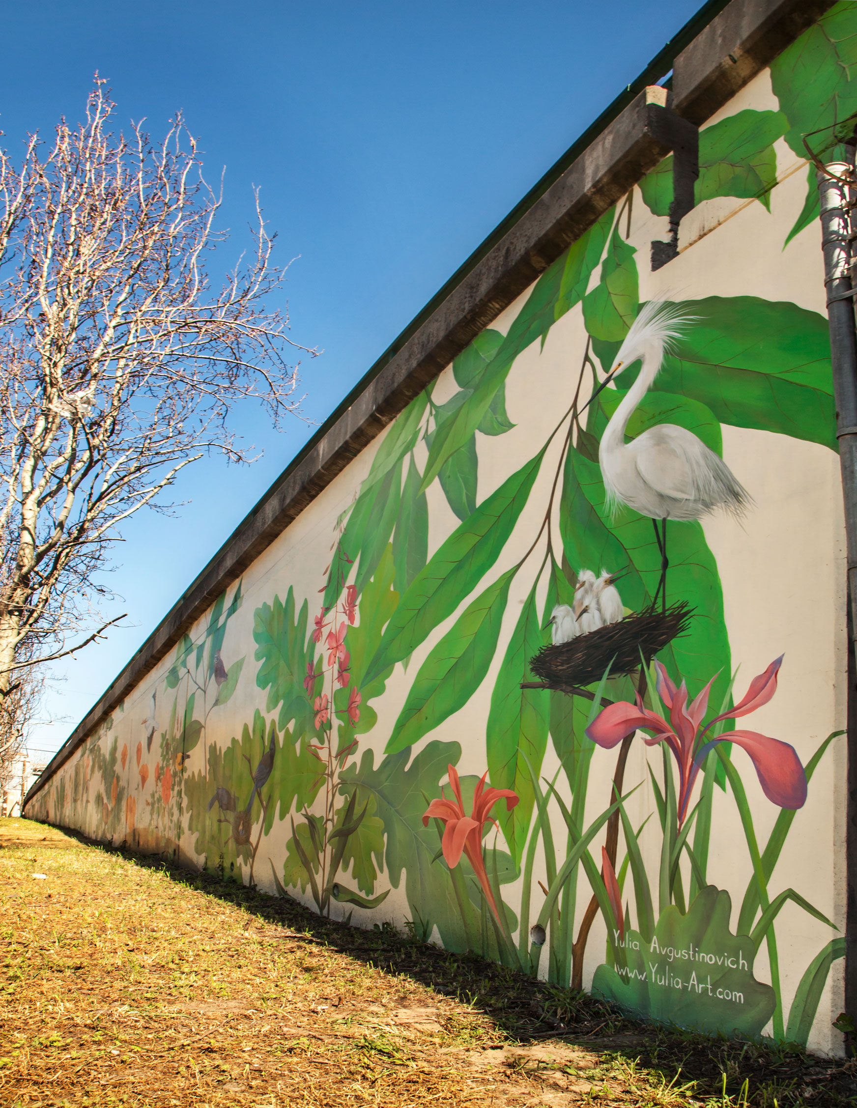 Exterior wall art Most widely used Home Design