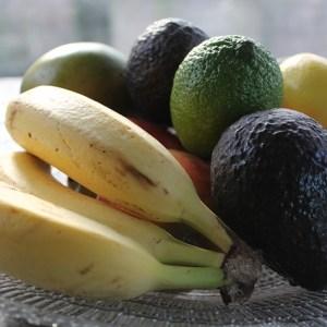 ココナッツオイル氷アレンジ!アボカド&バナナのフルーツバージョン作ってみた。