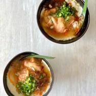 サワーキムチ・キムチ・ヨーグルト・ヨーグルトキムチのふるふる豆乳スープ・発酵食・乳酸菌・免疫力