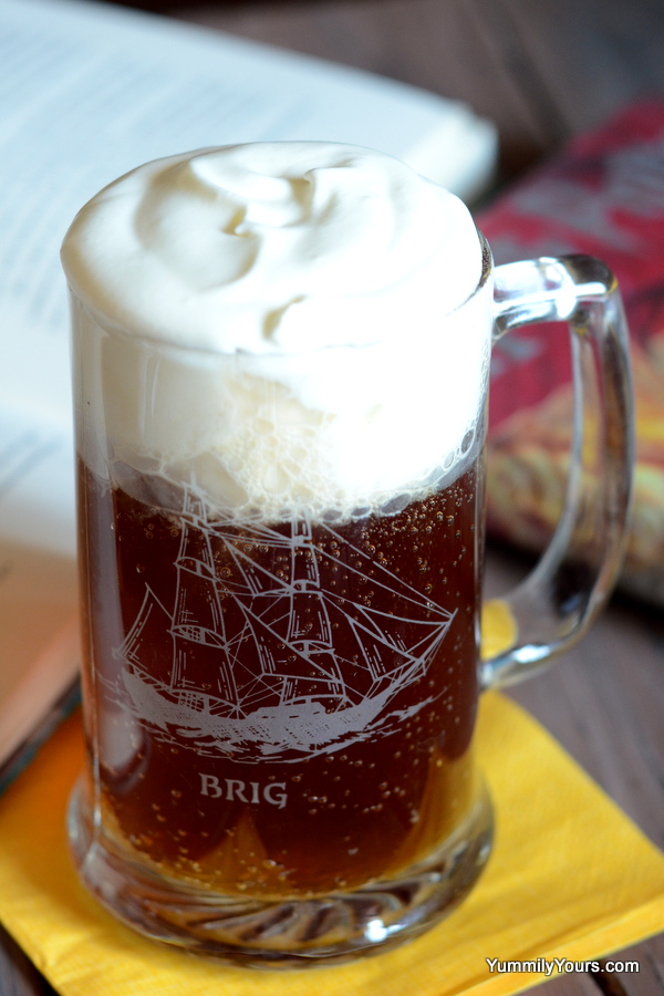 Butterbeer Recipe from the Wizarding World of Harry Potter