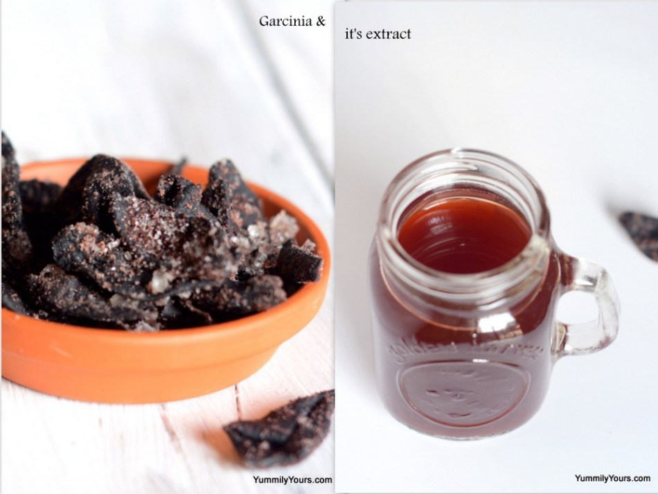 Garcina and it's extract