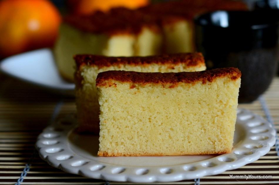 Copycat Britannia vanilla sponge cake recipe