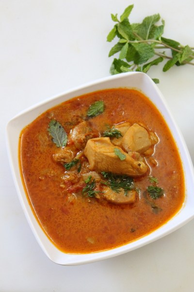 Chicken Curry Without Coconut Milk Recipe - Yummy Indian Kitchen