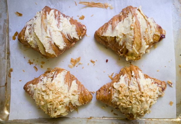Peanut Butter Croissants (Groundnut Croissants) Recipes — Dishmaps