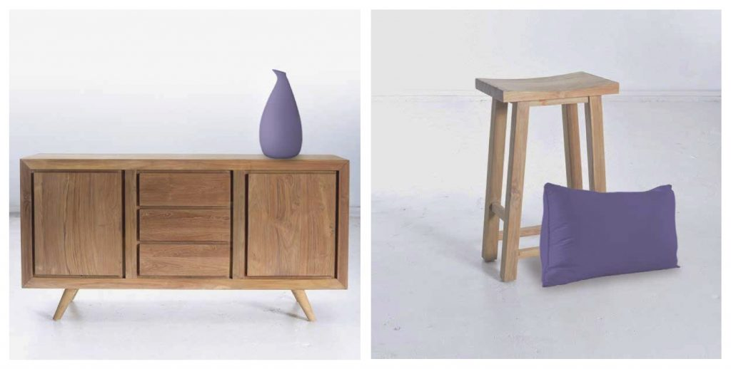 Yuni furniture colour of the year 2018