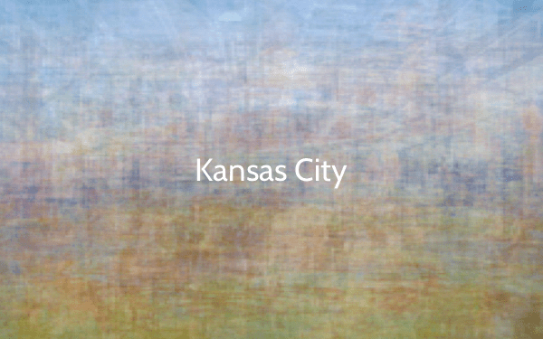 Color of Kansas City The Colour of Cities