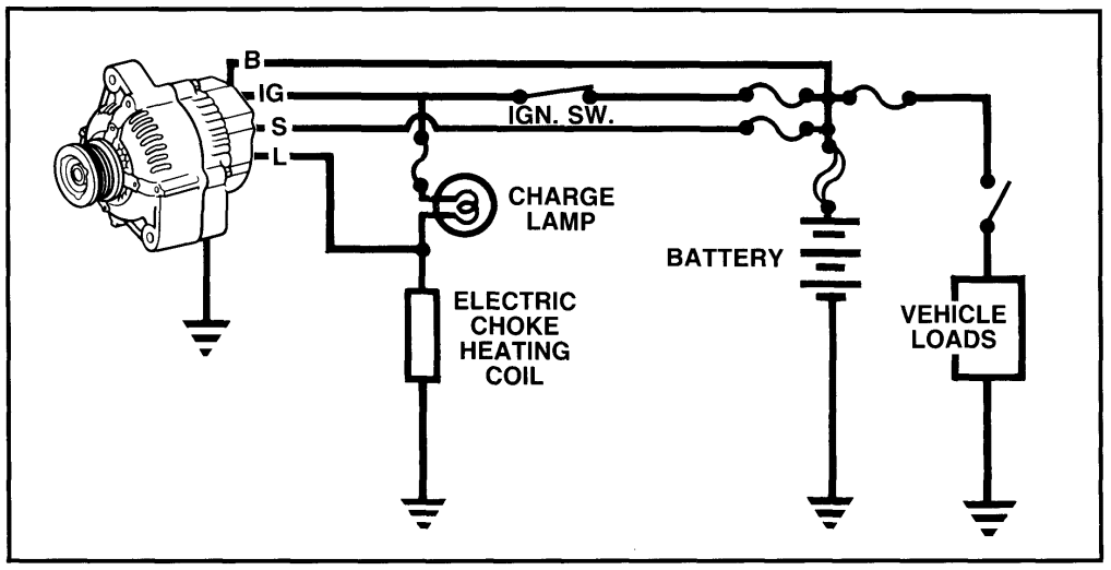 wiring diagram pada mobil