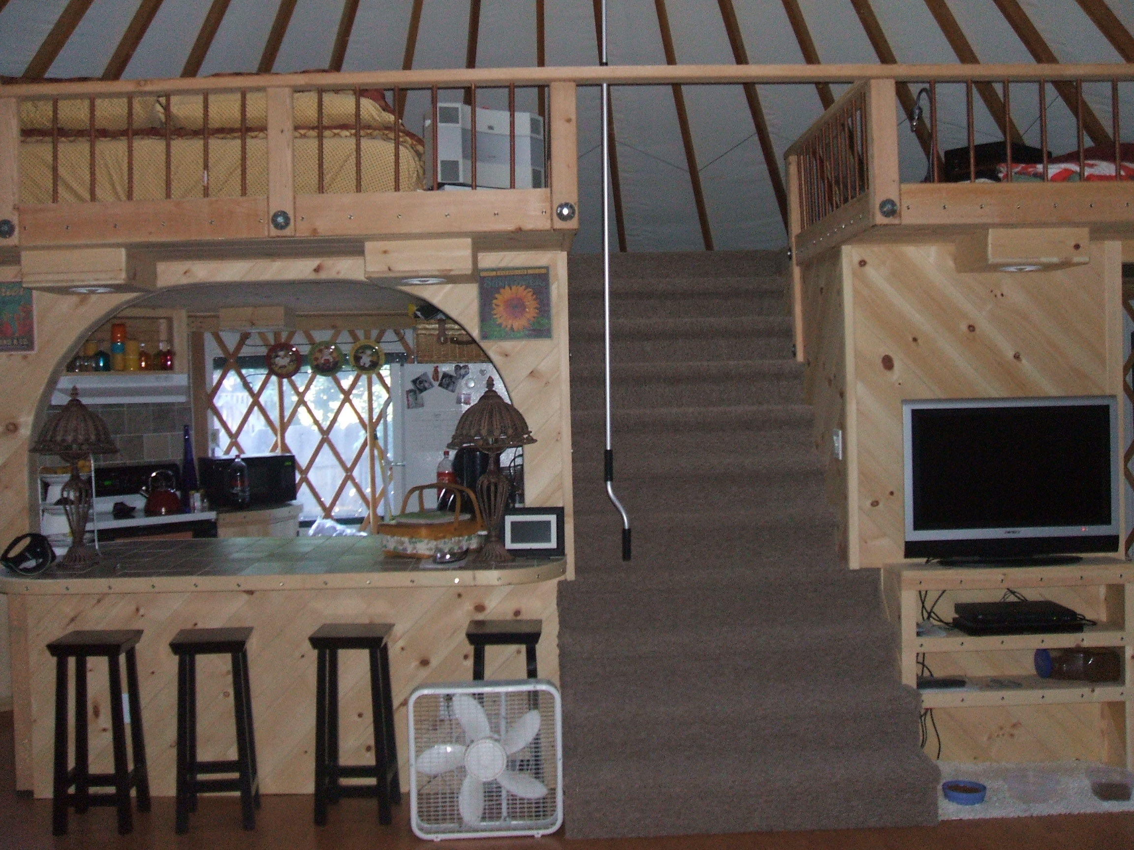 Big Loft Lofty Ideas Checklist Pacific Yurts