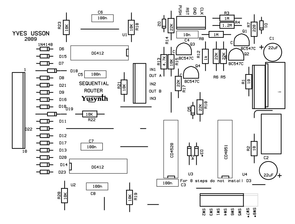 photo etching printed circuit boards