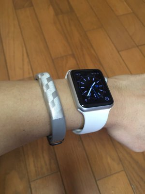 Apple WatchとUP2