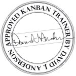 Approved KAnban Trainer Badge
