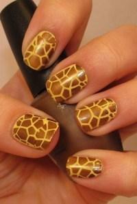 - Animal print nail designs - Yve Style