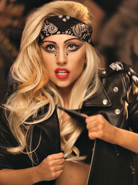 Cute Arabic Girl Wallpaper Lady Gaga Makeup Tutorial Yve Style