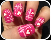 Nail designs for valentines - yve-style.com