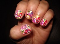 20 nails designs for short nails - Yve Style