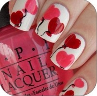 Nail designs for valentines - Yve Style
