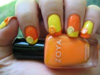 20 most exclusive French tip nail designs - yve-style.com