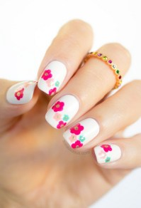 Top 30 Spring Nail Designs - yve-style.com