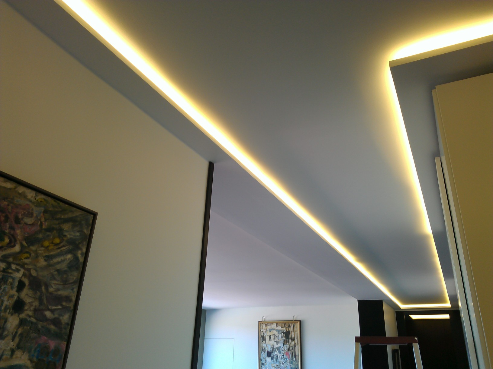 Bande Eclairage Led Interieur Bande Led Couloir Ecosia
