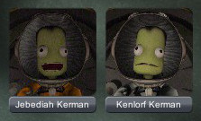 Jebediah and Kenlorf