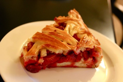 Strawberry Pierogi Pie from Stolle in Saint Petersburg, Russia via ZaagiTravel.com
