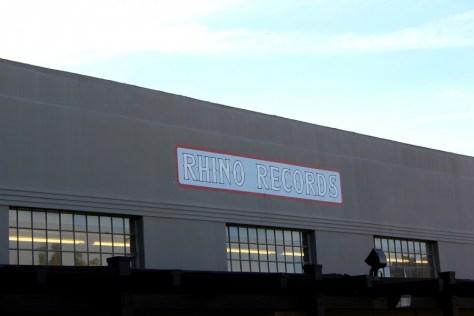 """Rhino Records Music Store in the Claremont """"Village"""", California via ZaagiTravel.com"""
