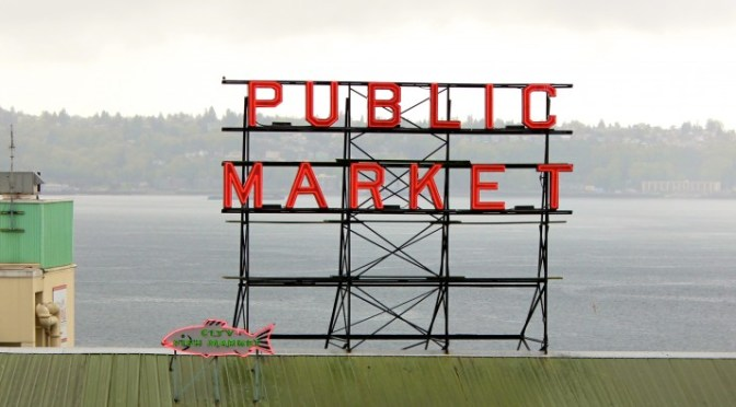 5 Highlights of Pike Place Market in Seattle, Washington