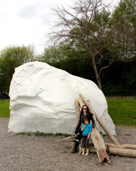 Me and my cousin Sidney in White Rock, British Columbia, Canada via ZaagiTravel.com