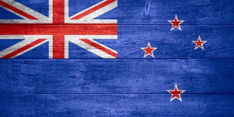 Flag Of  New Zealand via ZaagiTravel.com