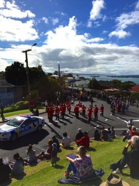 Howick on Anzac Day morning via ZaagiTravel.com