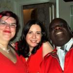 Tam, Fiona & George