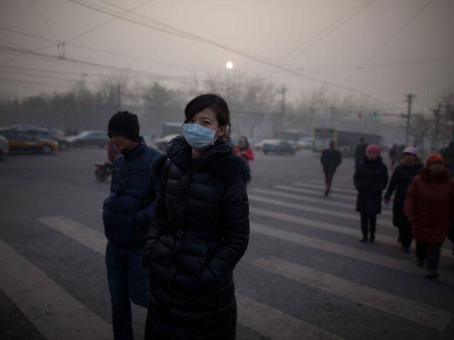 poluare 40 - smog