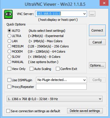 vnc-viewer-login-window