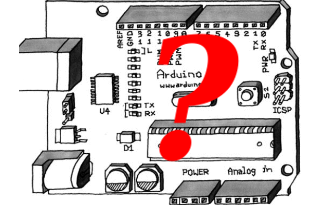 Arduino an Explanation – AVR @ Heart