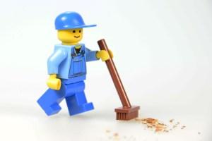 LEGO se vydalo do boje za svět s méně odpadem. (Zdroj: Pixabay.com, Autor: blickpixel, 2015)