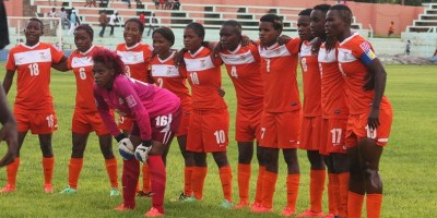 Zambia Women's Team