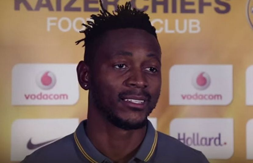 Lewis Macha signs for Kaizer Chiefs