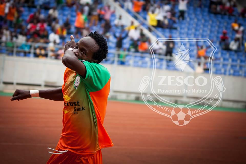 CAF CL: Zesco's Clatous Chama out of Wydad Casablanca match