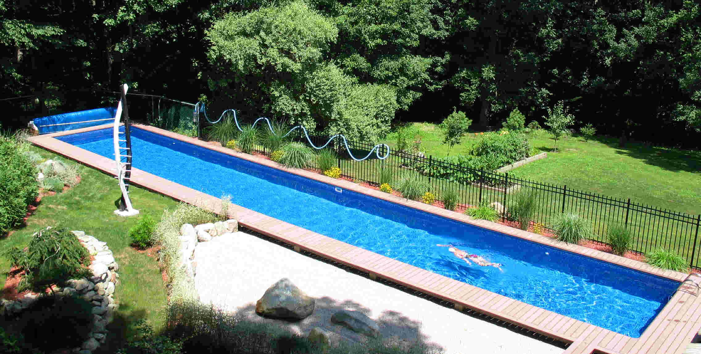 Pool Top 4 Swimming Pool Shapes And Styles Mechanical