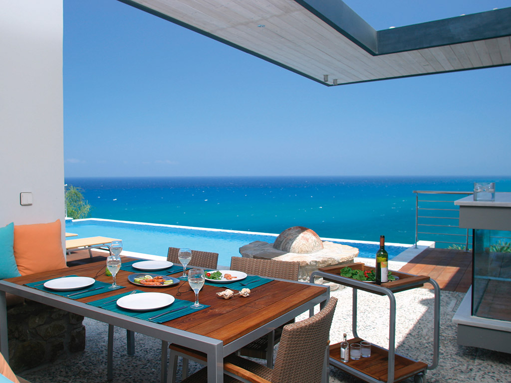 Holidays Villas Aquamarine Villa Cyprus By Z X Holiday Villas