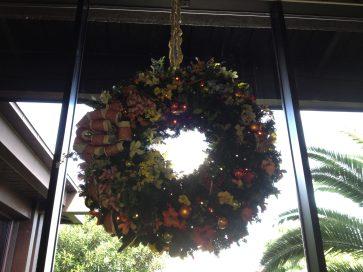 Polynesian wreath