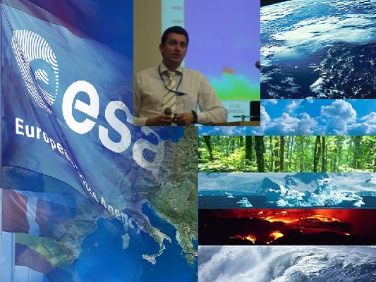 Δρ. Γ. Τζερεμές: Από το Ζάννειο στην ESA!