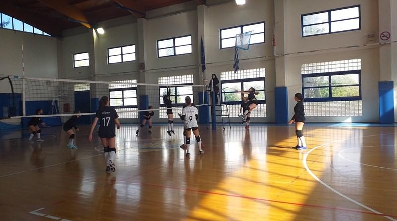 Αγώνας Βόλεϊ κοριτσιών 4-3-20 (4)