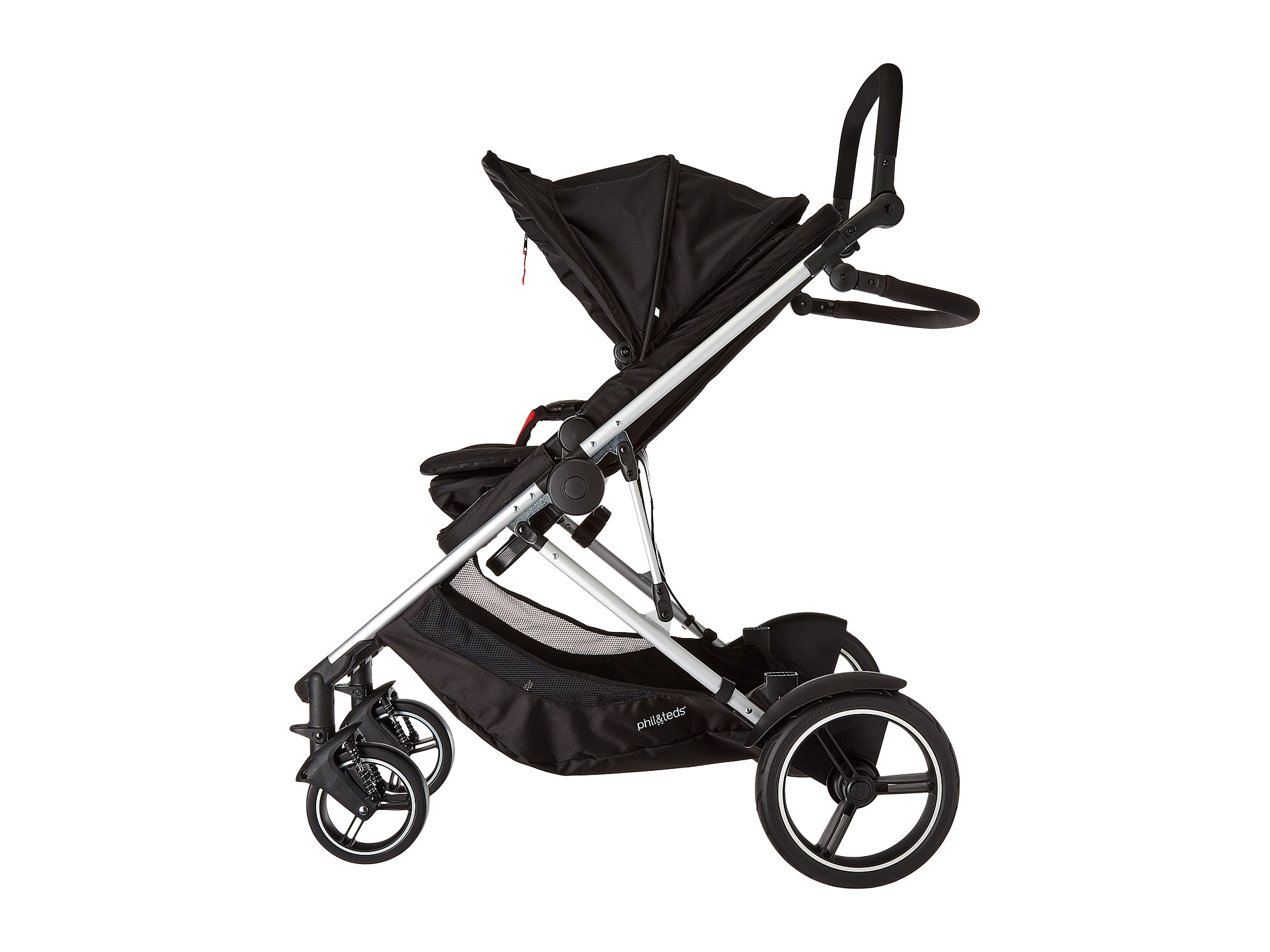 Phil And Teds Stroller With Bassinet