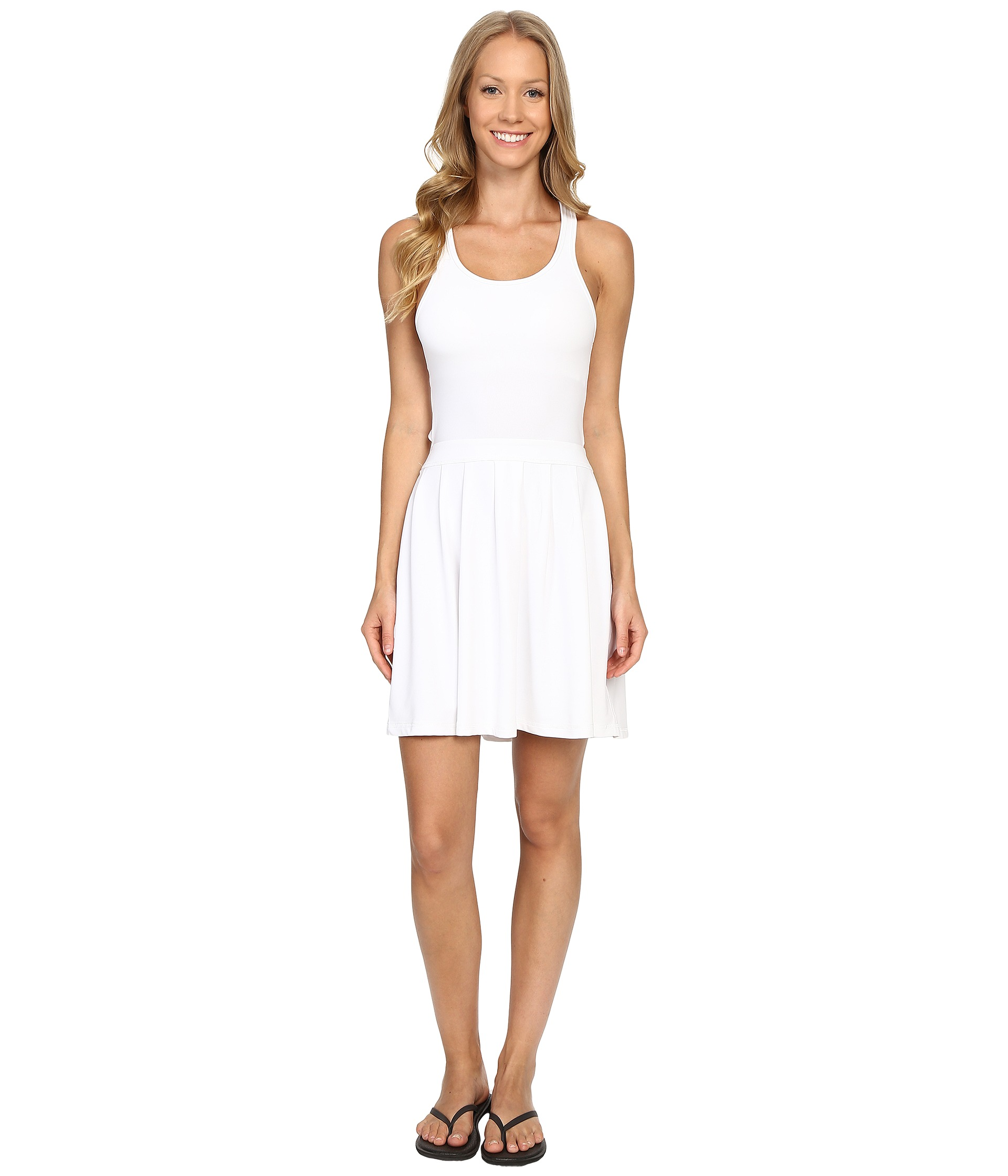 Dressing Point P Tonic Point Dress White Zappos Free Shipping Both Ways