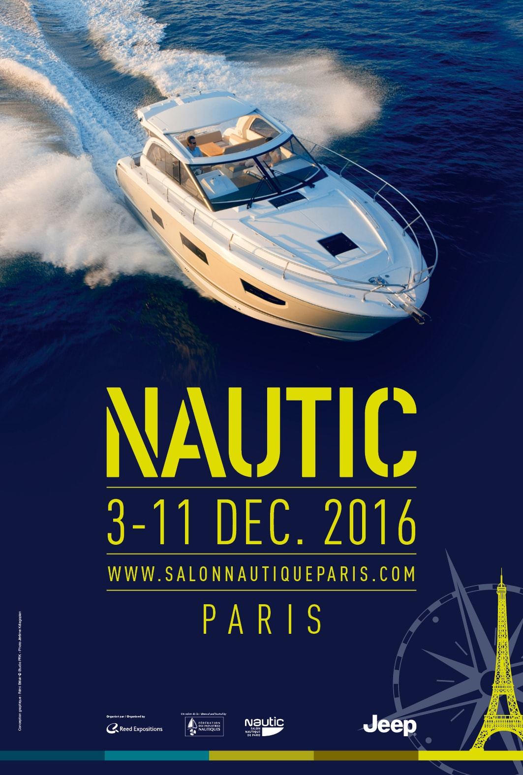 Salon Nautique International De Paris Boatshowparis Zarmini Tender